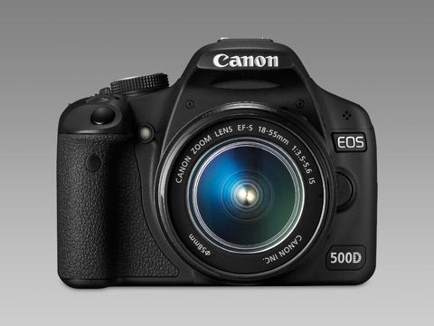 Canon EOS 500D