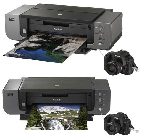 Nuevas impresoras Canon A3